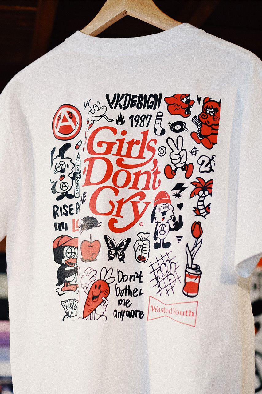 7e244eefa047 Verdy Creates Bespoke HYPEBEAST Magazine T-Shirt Design