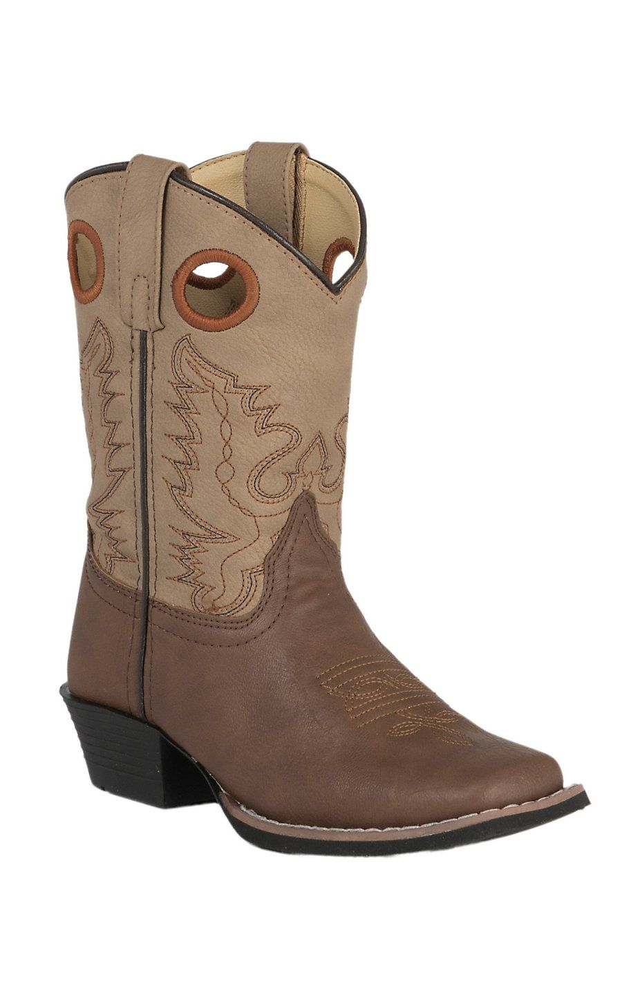 Vintage Cowboy Boots Beautiful pair of vintage denim ...  |Cowboy Boots With Colored Tops