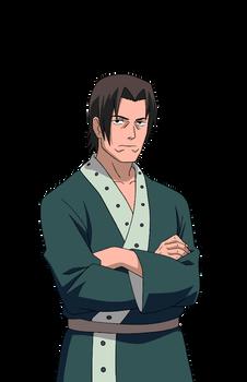 Fugaku Uchiha render Naruto Mobile by maxiuchiha22