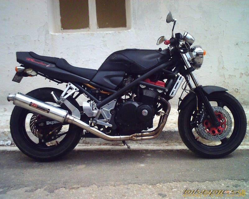 1991 Suzuki Bandit 400