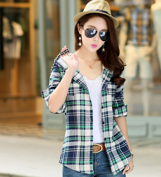 Find great deals on eBay for checkered shirts girls. Shop with confidence.