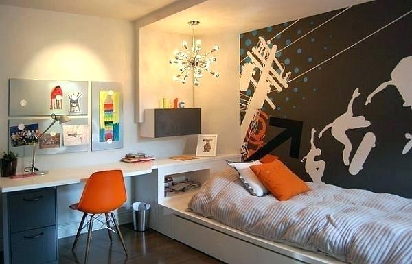 Jungen Zimmer Ikea Cooles Jugendzimmer Teenager Zimmer Zimmer
