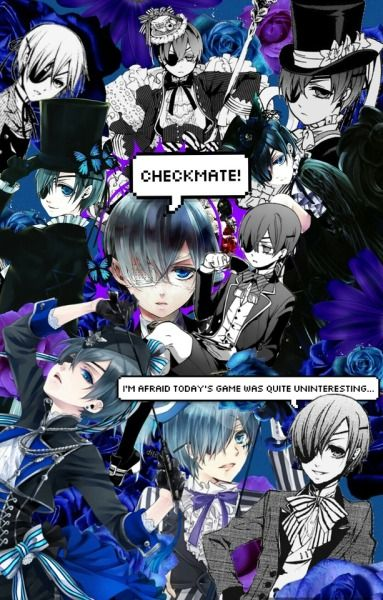 anime collage | Tumblr