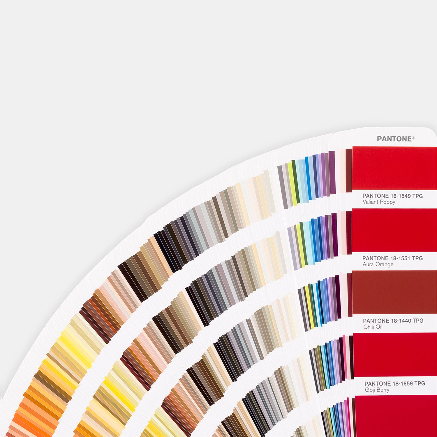 Pantone Fashion Home Interiors Color Guide FHIP110N **BRAND NEW 2018 Edition**