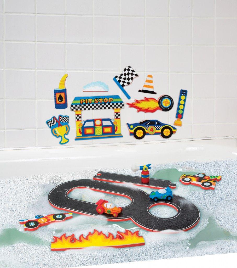 Tub Time Grand Prix Alex toys, Diy bath toys, Bath toys