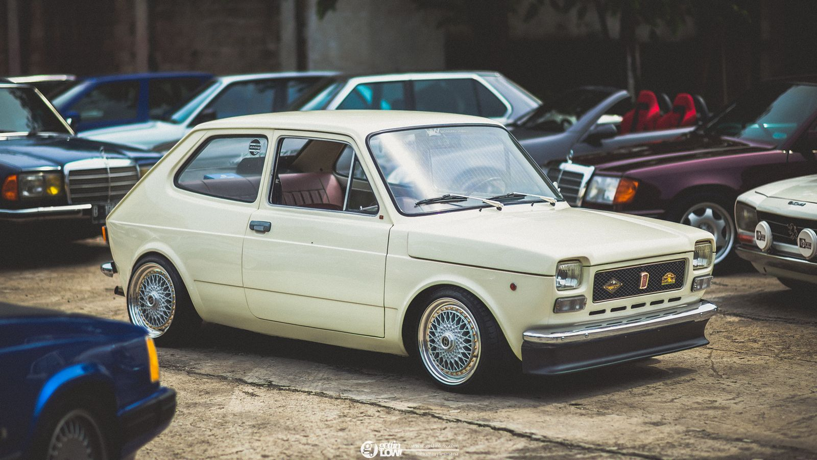 Euro Retro Enthusiast May Morning Meet At Cibis9 Dengan Gambar