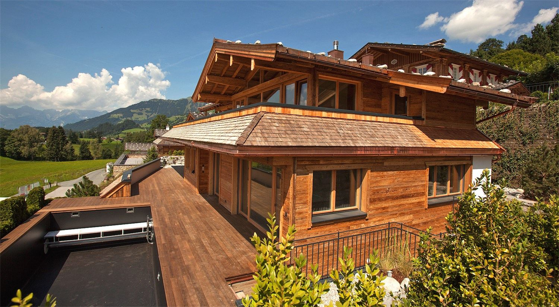 Bauunternehmen - Holzbau Obermoser