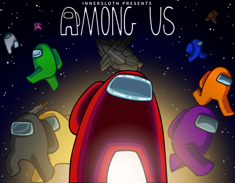 Among Us Online Browser Gaming Wallpapers Play My Game Game Of The Day