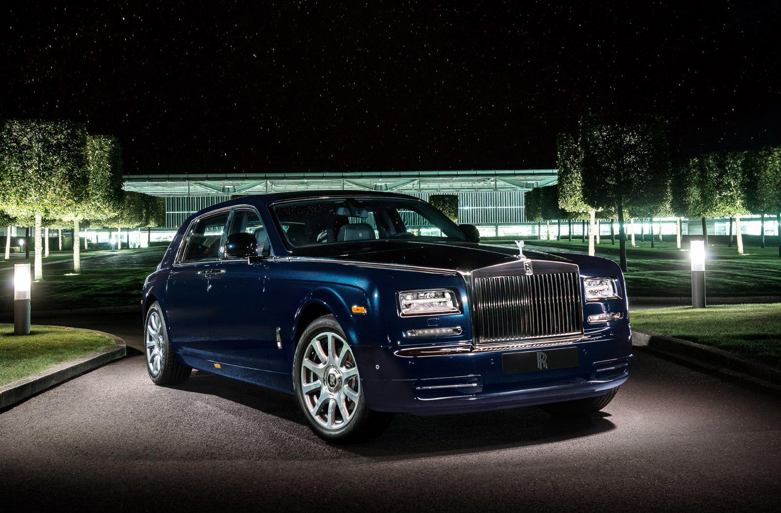 Rolls Royce Phantom 2015 Hd Wallpaper 08 Automobile Pinterest