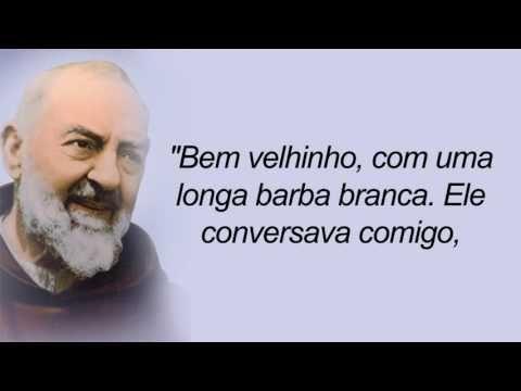 Palestra Padre Pio e o Anjo da Guarda - YouTube