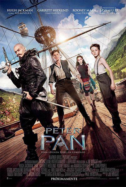 Peter Pan 2015 Peter Pan Movie Pan Movie Good Movies