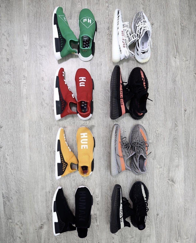 Adidas NMD x Pharrell Williams \