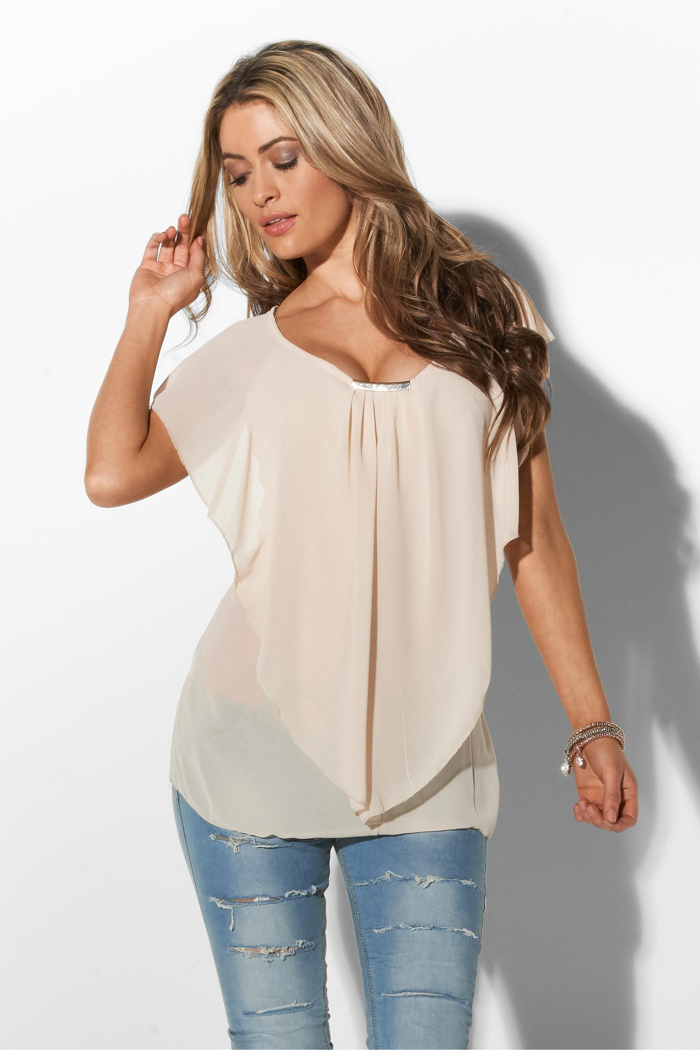 blouse feestelijk