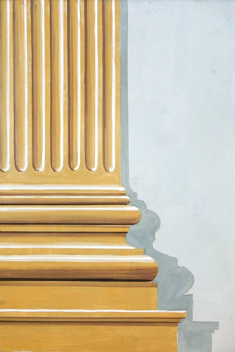 Pin by Günter Schleich on Trompe l\' oeil & Stuckatur | Pinterest ...