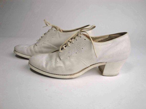 Vintage shoes, Nursing shoes
