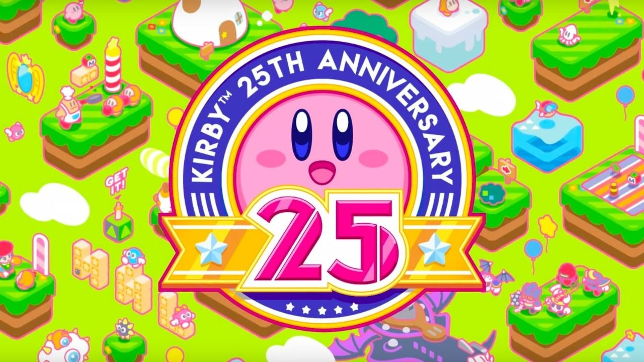 Kirby Official 25th Anniversary Trailer Check out every