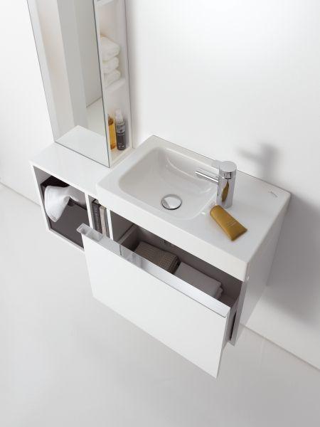 Sphinx 345 xs badkamerserie. De oplossing voor de kleine badkamer ...