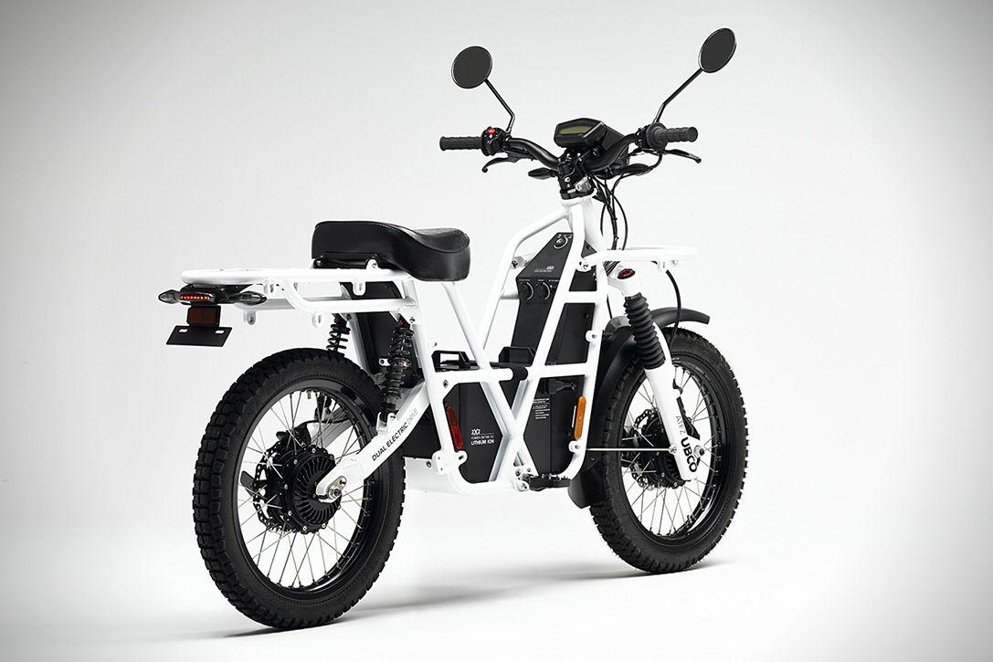 Ubco 2x2 Dual Sport Electric Bike Hiconsumption Electric Bike Electric Dirt Bike Best Electric Bikes