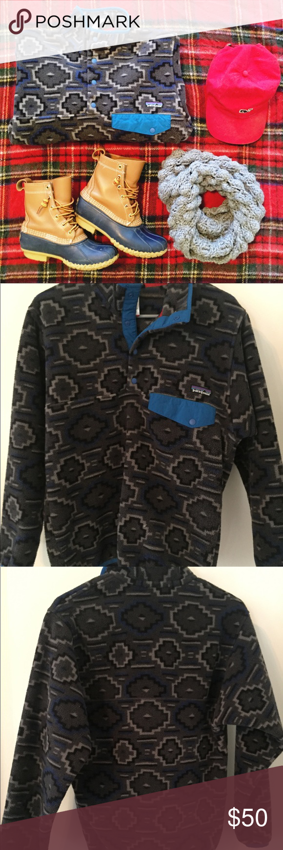 Patterned Patagonia Fleece Cool Inspiration