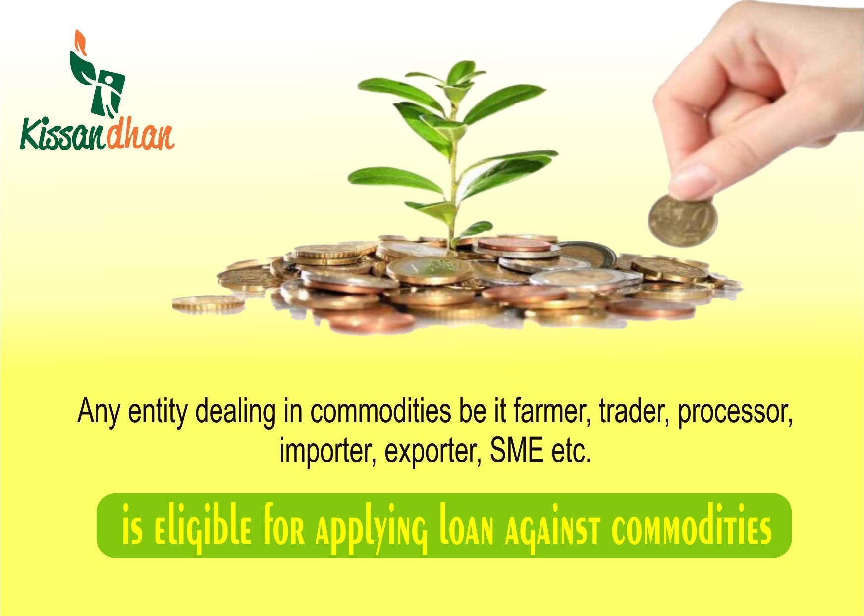 We Have Set The Benchmarks In Disbursement Of Loans Within 24 Hours Of Approval Warehouse Management Agriculture Loan