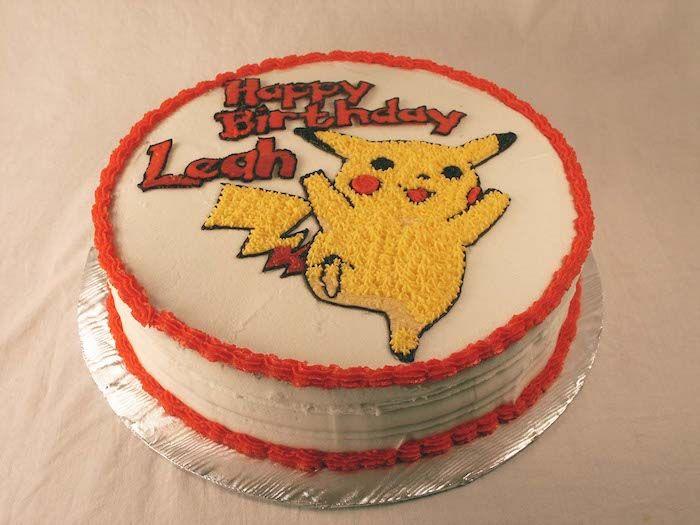 ▷ 1001 + idées pour une décoration superbe du gâteau pokémon