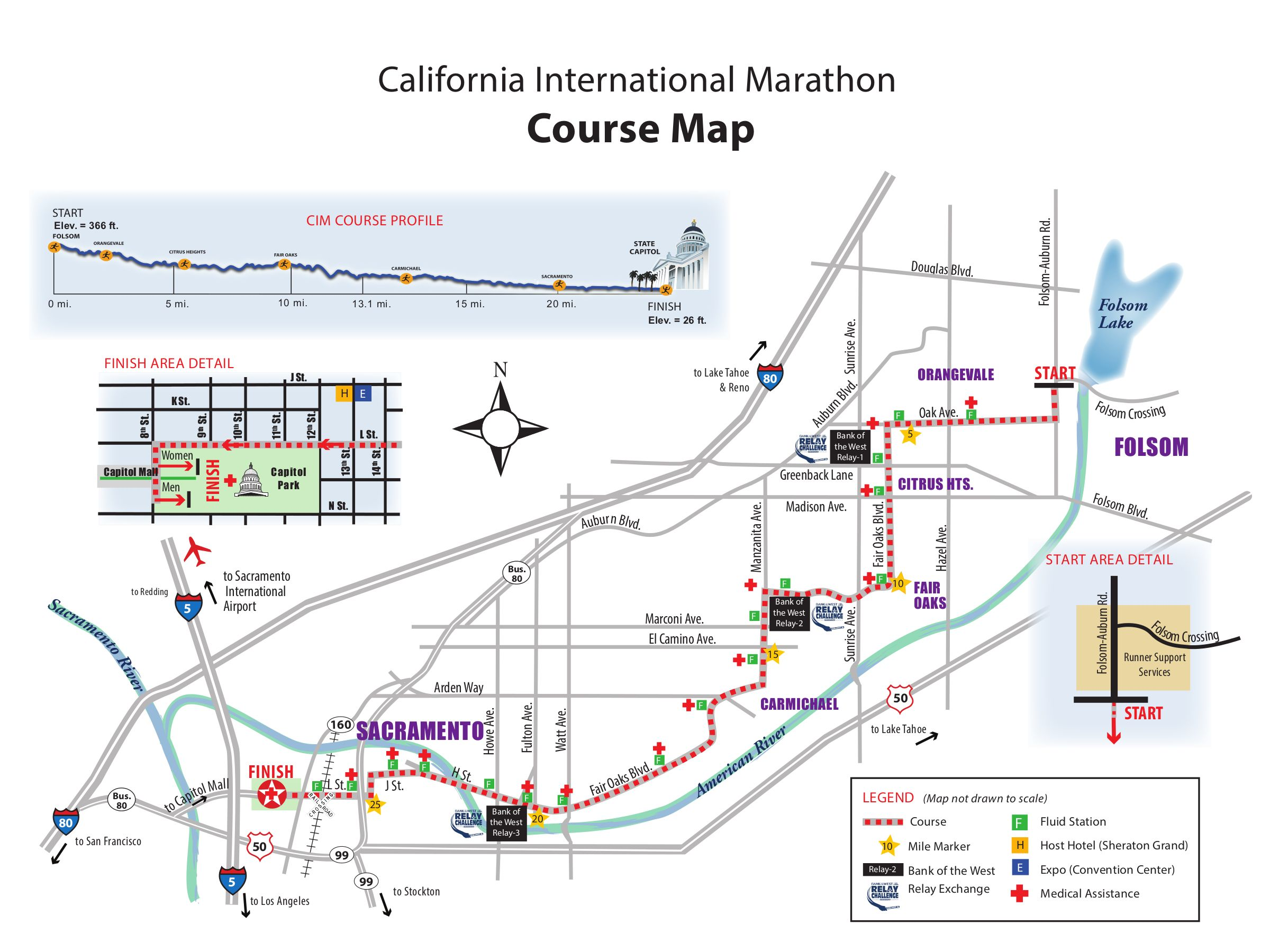 California international marathon marathon courses i