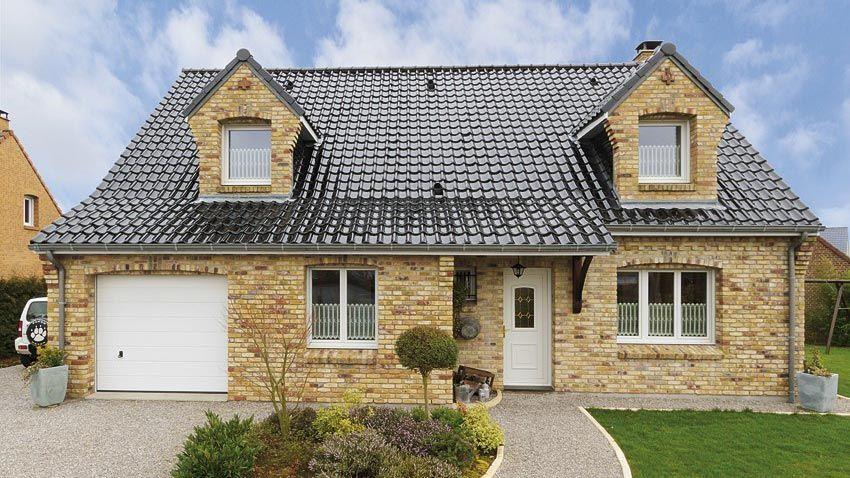 Maisons den Flandre à Blaringhem