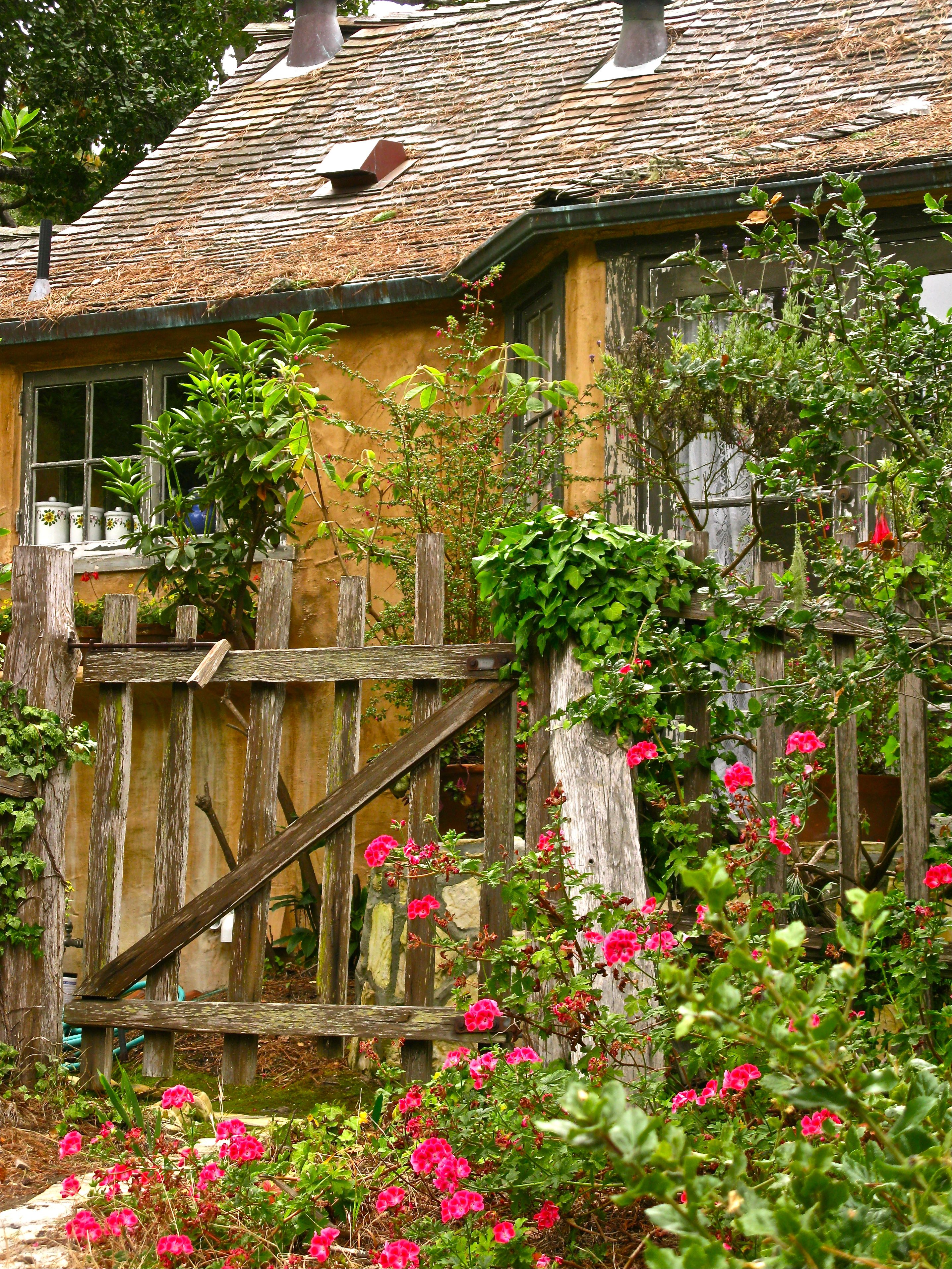 sunwise turn a hugh comstock fairytale cottage in carmel by the