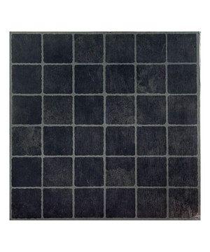 Look what I found on #zulily! Achim Importing Co. Dark Slate Checker Board Vinyl Floor Tile - Set of 20 by Achim Importing Co. #zulilyfinds