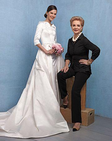 Iconic Wedding Dress Designers Wedding Dresses Carolina Herrera