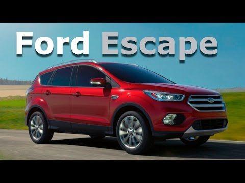 Ford Escape 10 Cosas Que Debes Sabes Autocosmos Chile