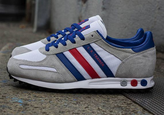 Details about Adidas Originals La Trainer Women's Sneakers Running Shoes Casual Shoes Trainers