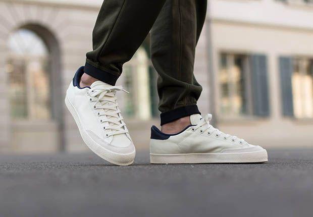 adidas Originals Rod Laver Prez - SneakerNews.com   Snicker shoes ...