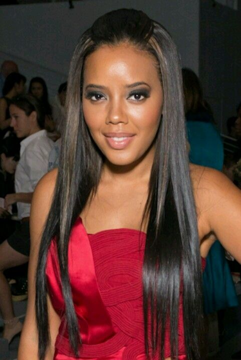 Angela Simmons Hairstyles For Black Women I Want My Hair Like That