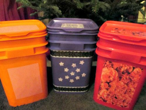 Good Uses For Cat Litter Containers