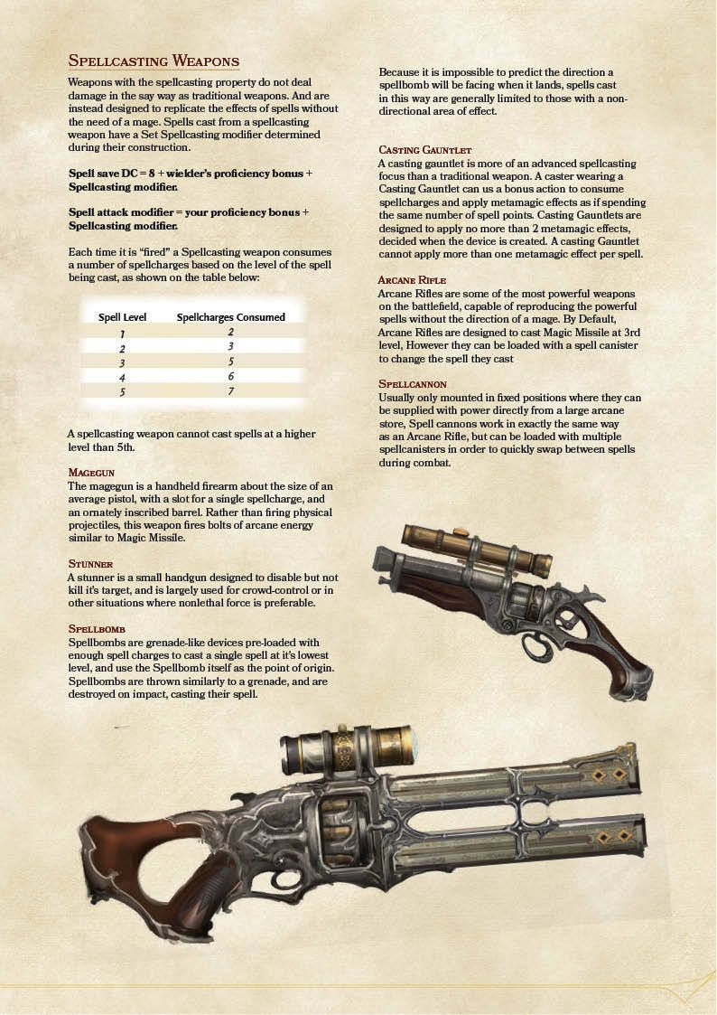 A Veritable Hoard Of Homebrew — Dm-clockwork-dragon: A New World Of Hurt With.…