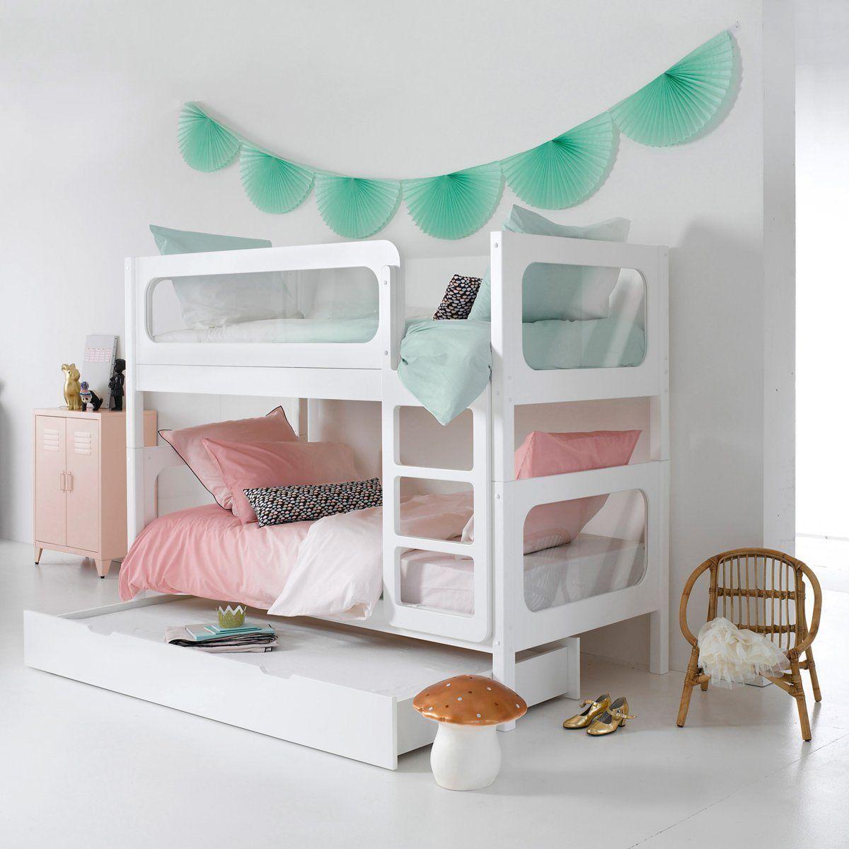 lits superpos s pilha am pm la redoute kids. Black Bedroom Furniture Sets. Home Design Ideas