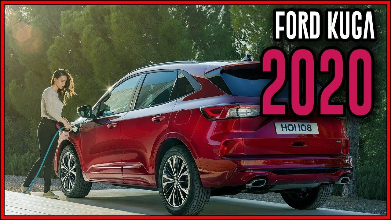 2020 Ford Kuga Interior Exterior Features Review With Images