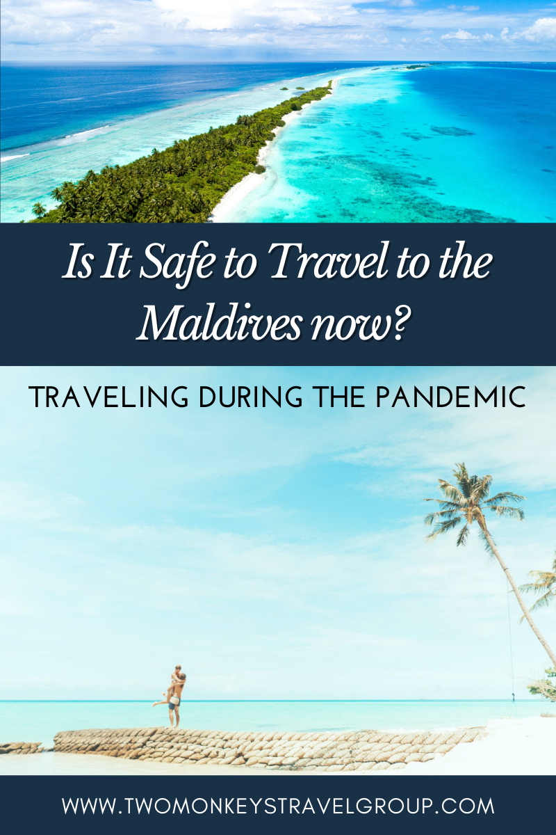Is It Safe To Travel To The Maldives Now Island Travel Maldives Travel Maldives
