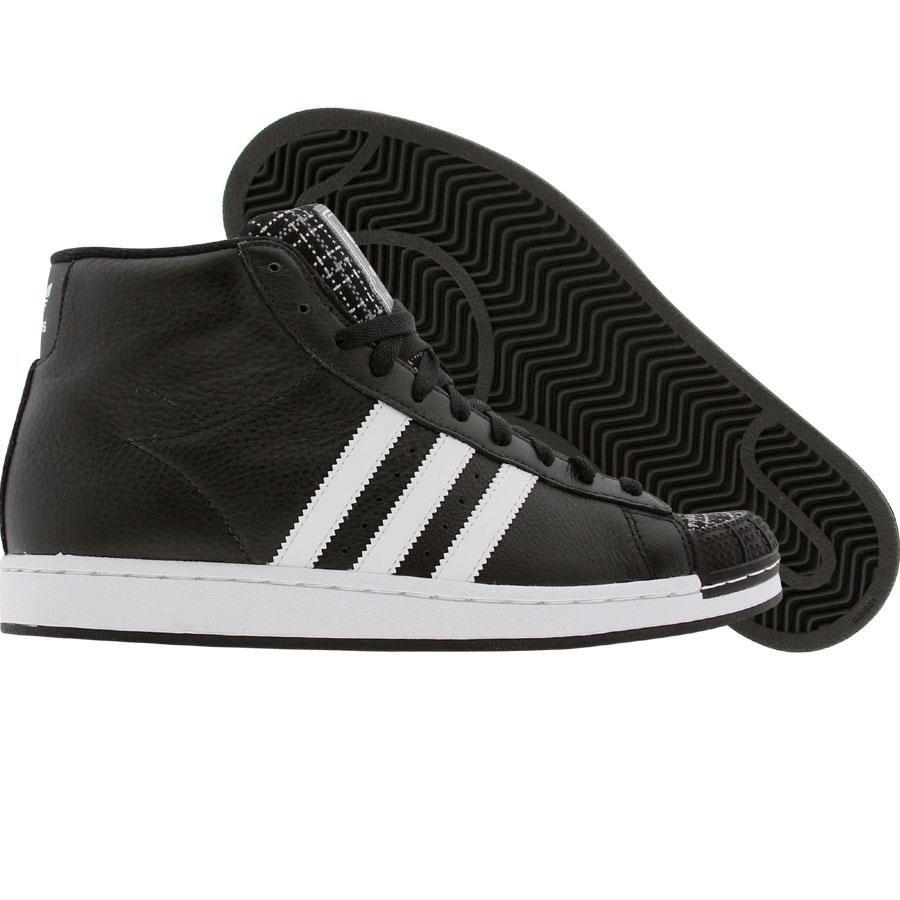 Adidas Half Shells Tweed Edition (black / white / m lead) Shoes 463994 |