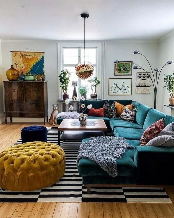 Colorful Living Room Colorful Eclectic Living Room Eclectic Living Room Colourful Living Room Colorful living room design ideas