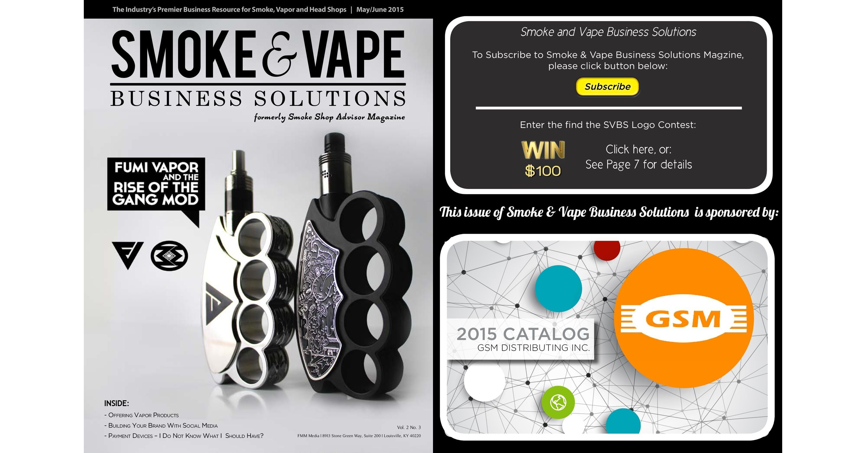 Smoke and Vape Business Solutions