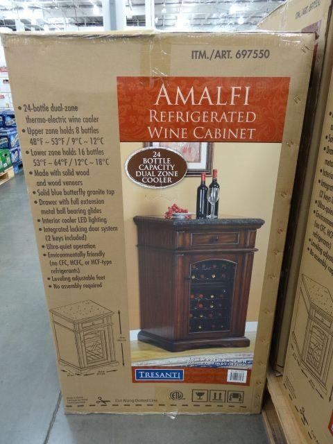 Refrigerated Wine Cabinet Costco