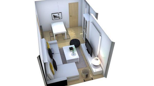 Proyecto como mejorar una sala-comedor pequeño ❷❺ DIY - sala comedor pequeo
