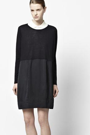 Merino and silky dress ($20-50) - Svpply