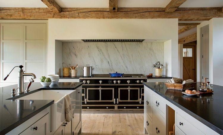 Küche Im Landhausstil Modern Gestalten U2013 34 Raum Ideen   Dekoration Gram