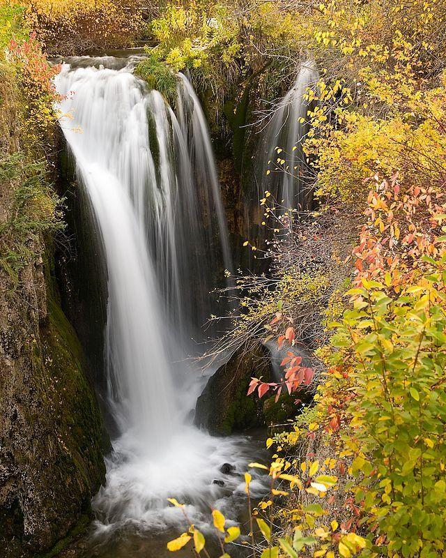 Roughlock Falls - South Dakota