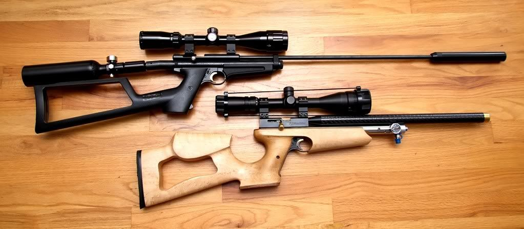 Crosman Airgun Forum (new): Need opinions on best base gun