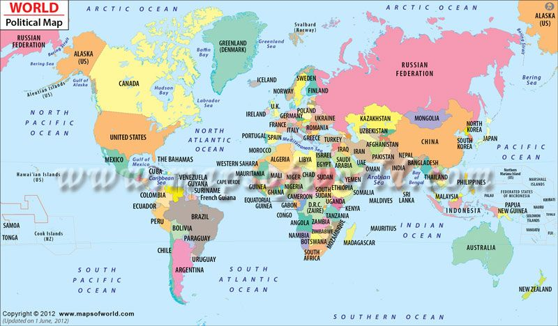 Political Map Of The World Great Site With Lots Of Maps