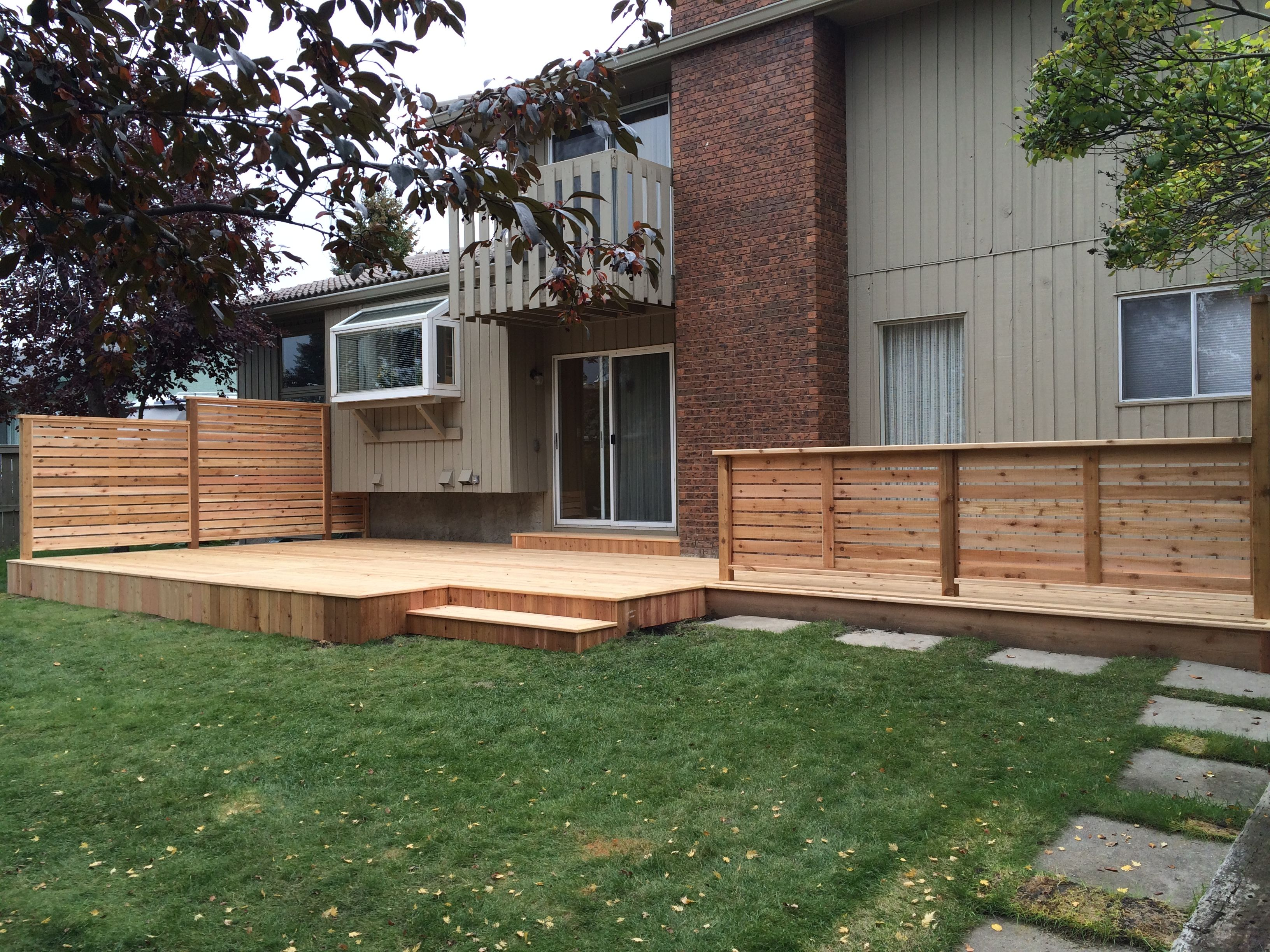 Calgary Decks By Deckrative Designs Calgary Deck Builders